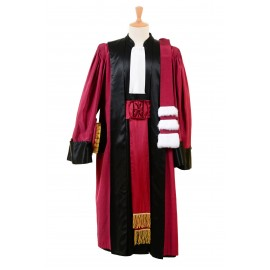 ROBE PROFESSEUR DE SCIENCES - AMARANTE