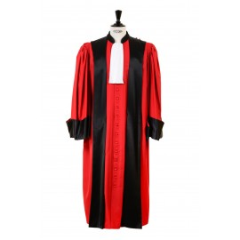 ROBE PROFESSEUR DE DROIT CANONIQUE - LA TRADITIONNELLE ROUGE