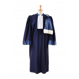 Robe juge cour europeenne