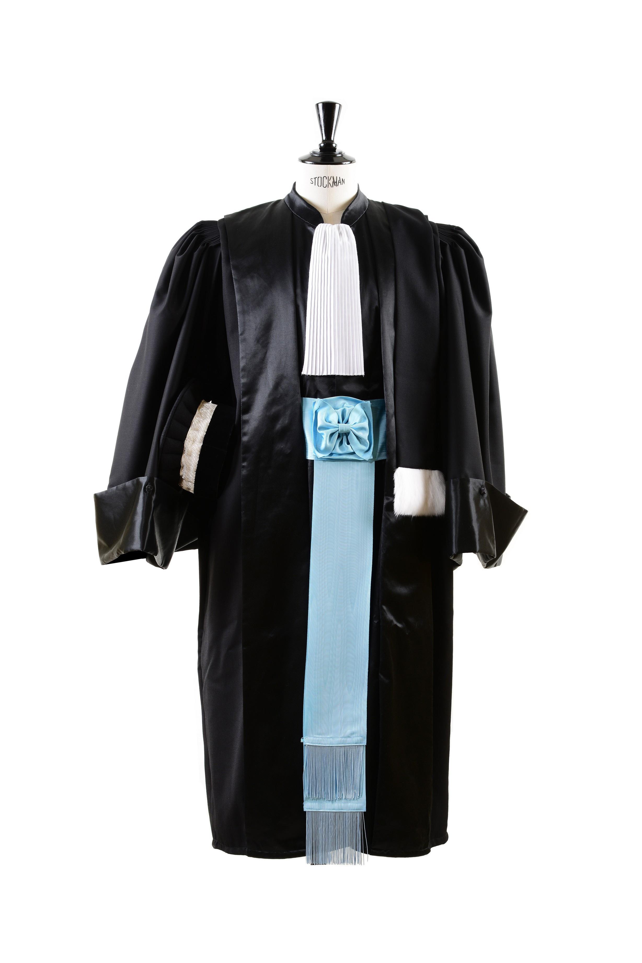 Pack La Magnifique Élève avocat - tenue d'avocat Ecole d ...