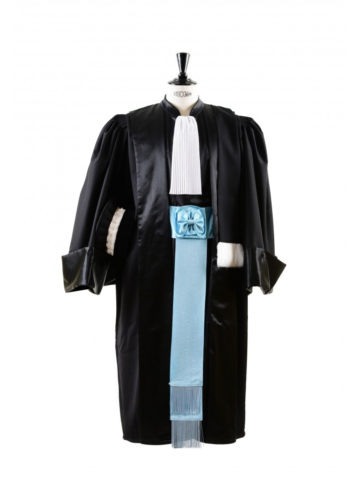 Robe Ecole Nationale de la Magistrature pack ENM modele la douce